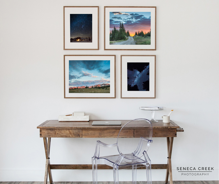 New frames added to our line of custom framing options | Seneca ...