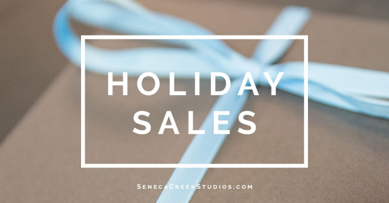 2017 holiday sales and promotions for landscape wall prints and