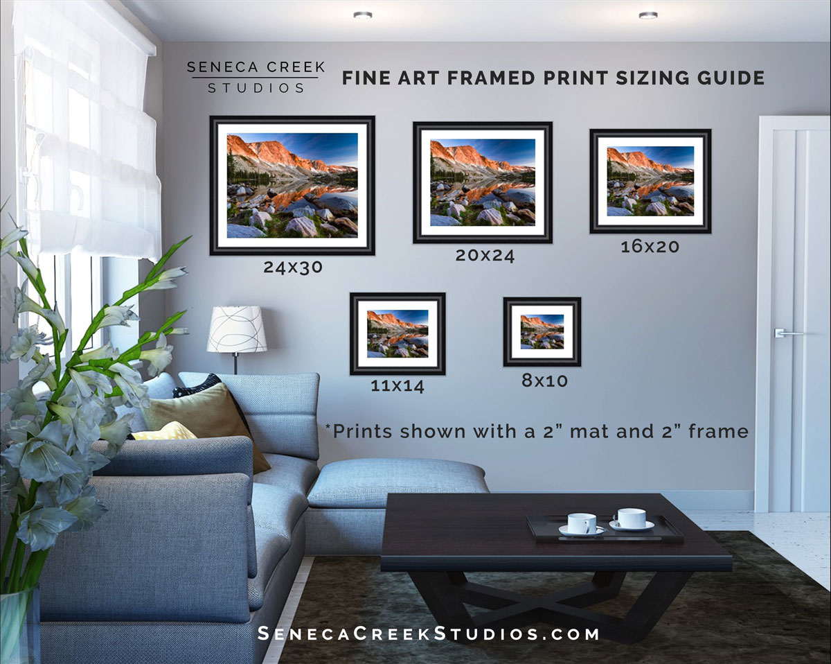Nature & Landscape Photography Metal, Framed, and Panoramic Fine Art ...
