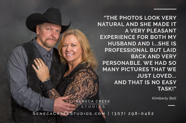 Brad and Kimberly Bell Couples Portrait Photography Testimonial Review, Historic Downtown Laramie, Wyoming | SenecaCreekStudios.com by Allison Pluda | Professional Portrait & Headshot Photography Studio | Families, Couples, High School & College Seniors, Dogs, Pets, Best Friends, Sisters, Mothers, Engagement, Businesses, Groups, Bands, & Custom Designed Portrait Photography Sessions | Archival, Unique, Heirloom Prints & Gifts | Seneca Creek Studios Art Gallery, Portrait, & Design Studio in historic downtown Laramie, Wyoming also serving Cheyenne, Fort Collins, and the Front Range of Northern Colorado | Kimberly Bell Professional Realtor Headshot and Brad Bell couples portrait photography in Laramie, Wyoming | 2018-05-04-Kimberly-Bell-Portrait-Photography-Testimonial | cowboy rural and western photography for Centennial, Wyoming